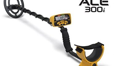 Garrett Ace 300i Metal Detector review