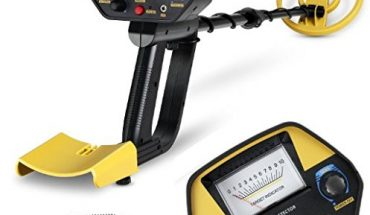 INTEY Pinpoint Metal Detector Review